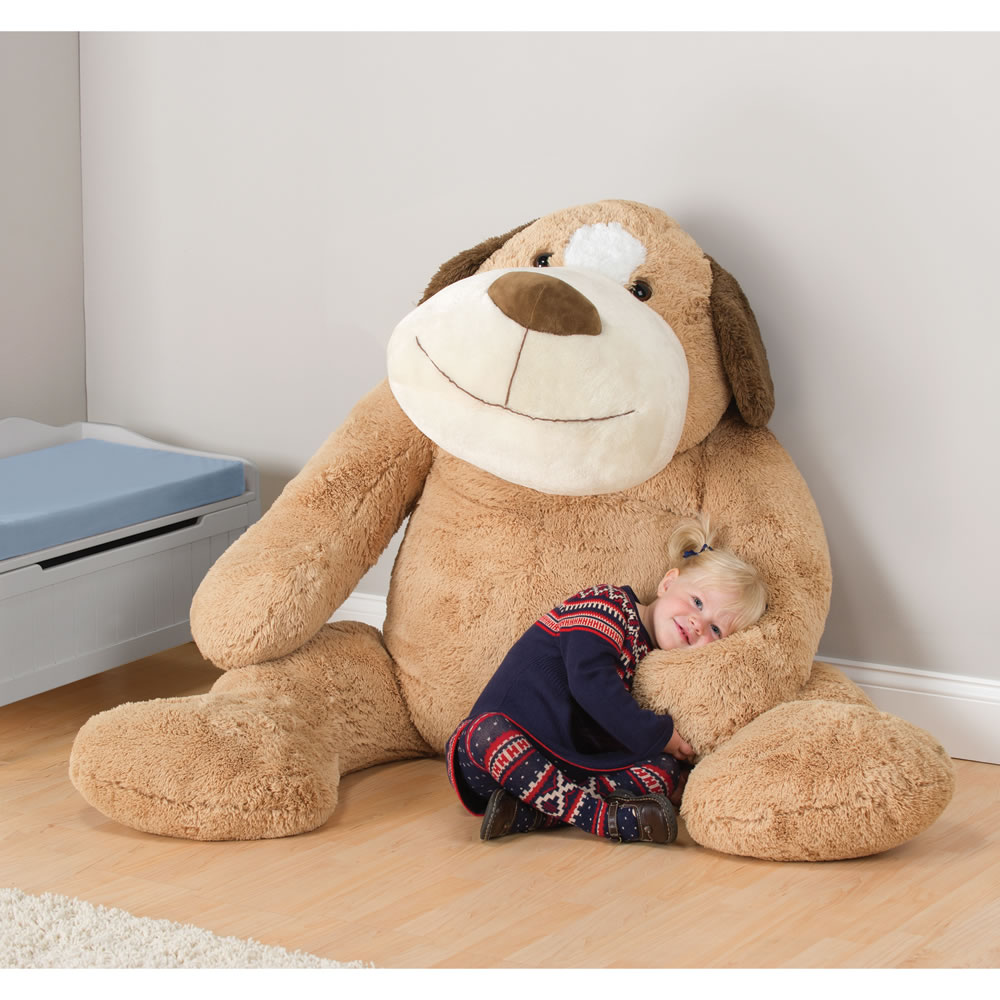 The 6 Foot Plush Puppy 2