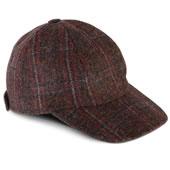 The Genuine Irish Tweed Ball Cap.