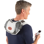 The Percussive Shoulder Massager.