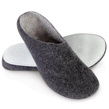 The Austrian Wool Slippers