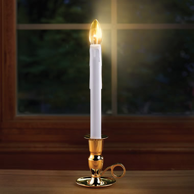 The Bright Outdoors/Soft Indoors Candles.