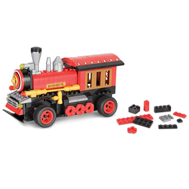 The Build Your Own RC Locomotive.