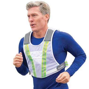 The Runner's Speaker Vest.