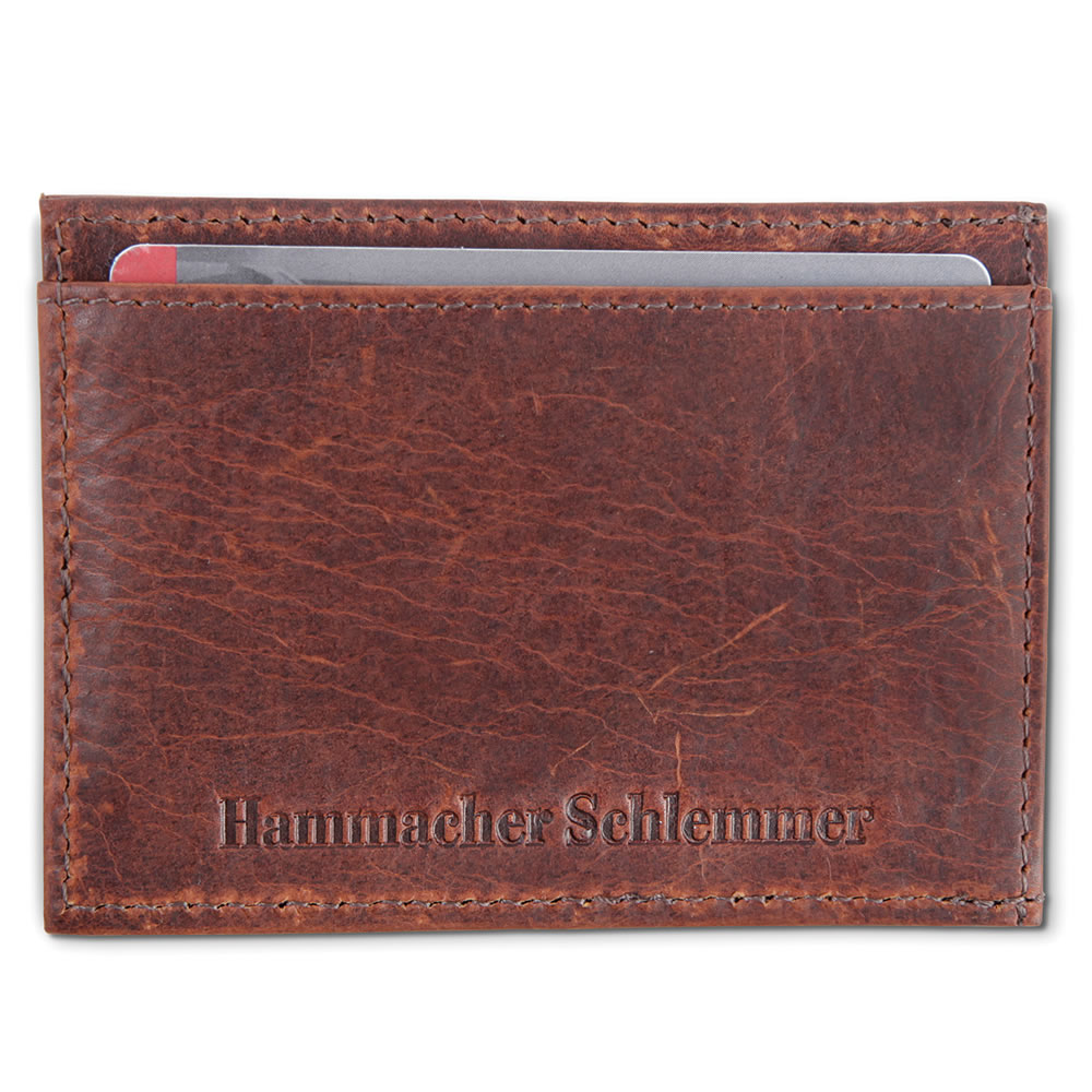 The Buffalo Nickel Leather Money Clip2