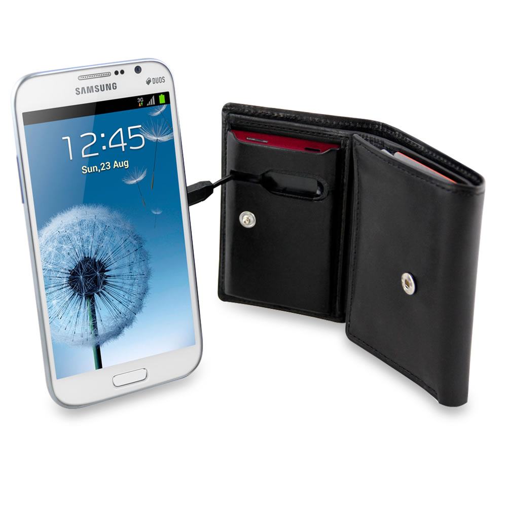 The Smartphone Charging Wallet 3