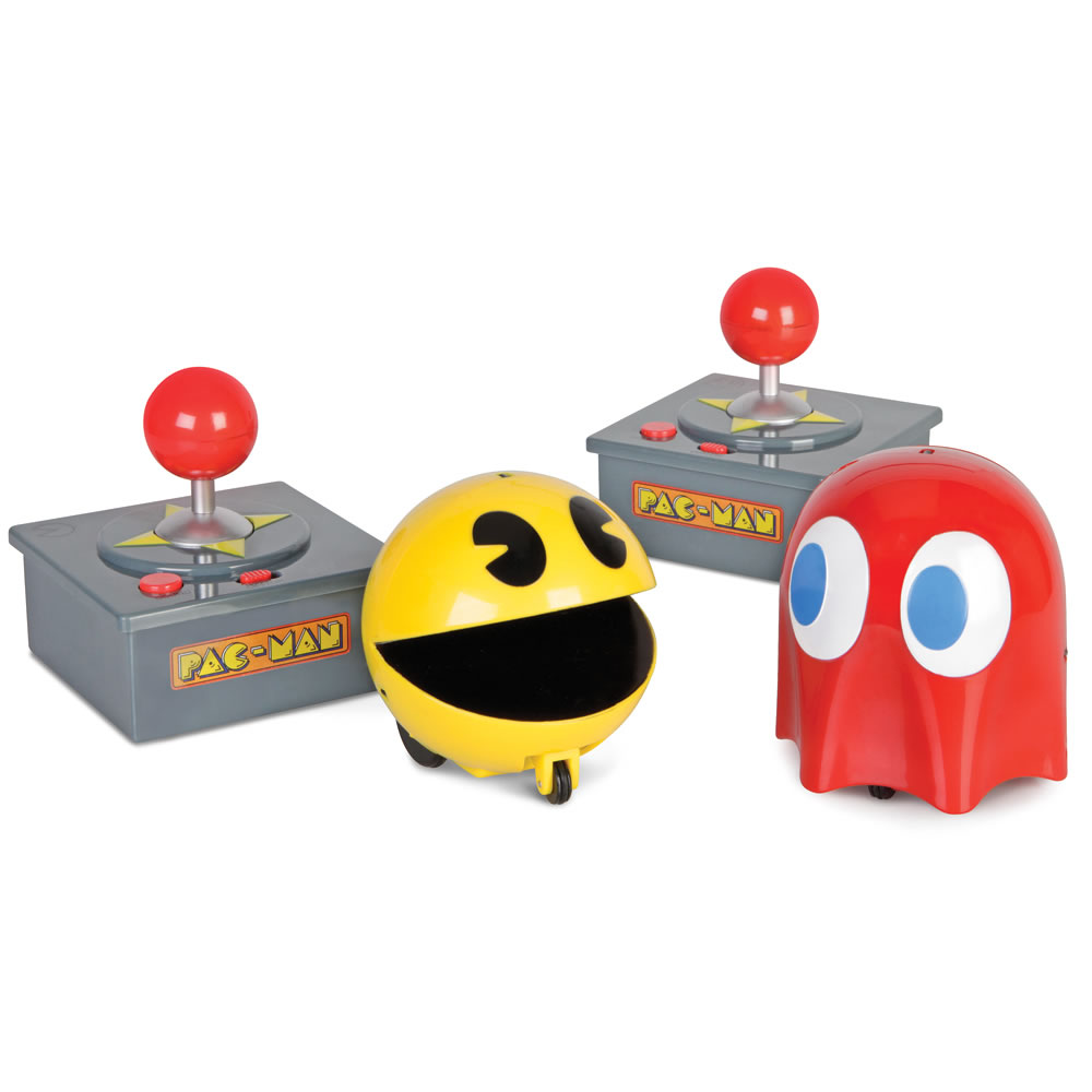 The RC Pac-Man Racer Chasers2