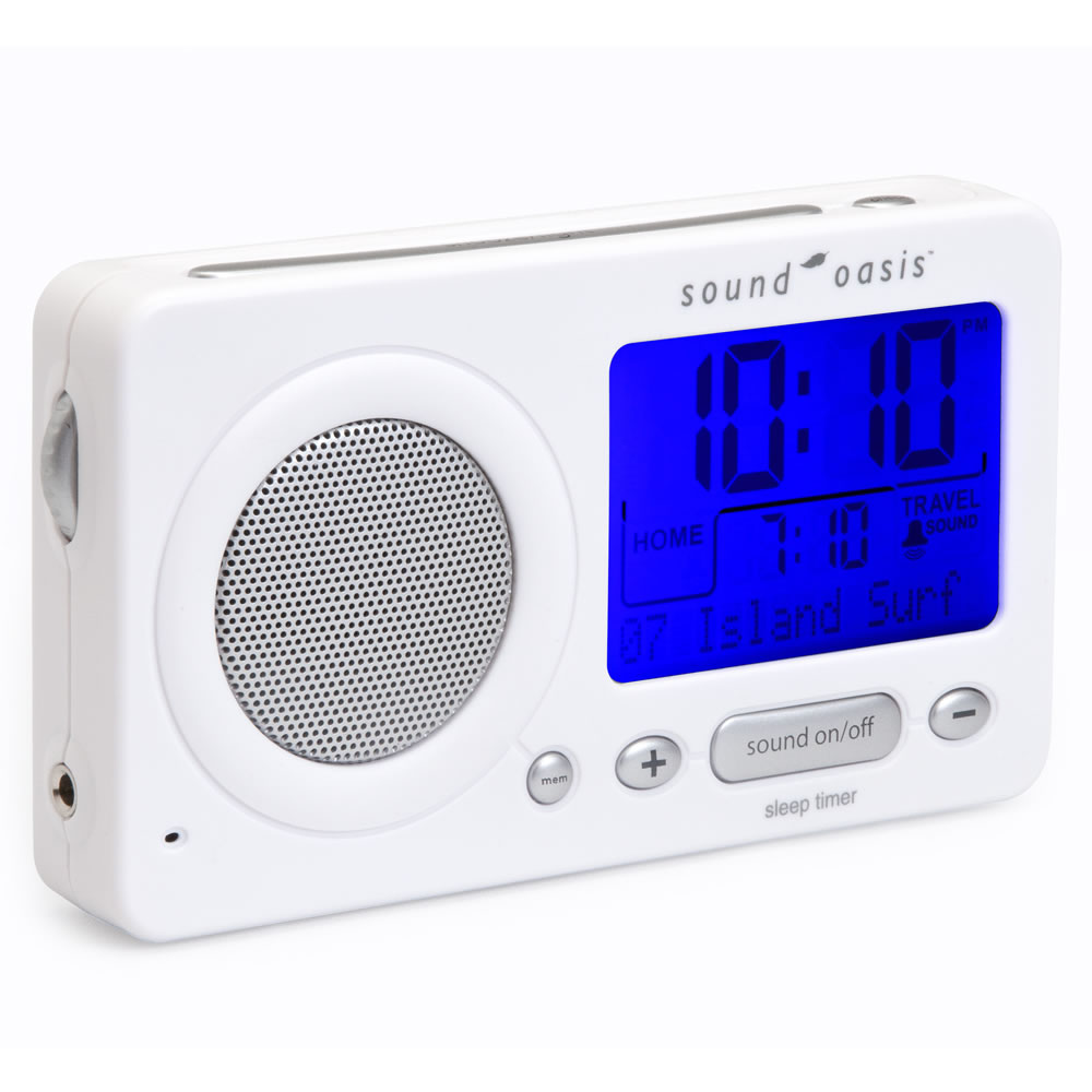 The Travel Sleep Sound Generator 1