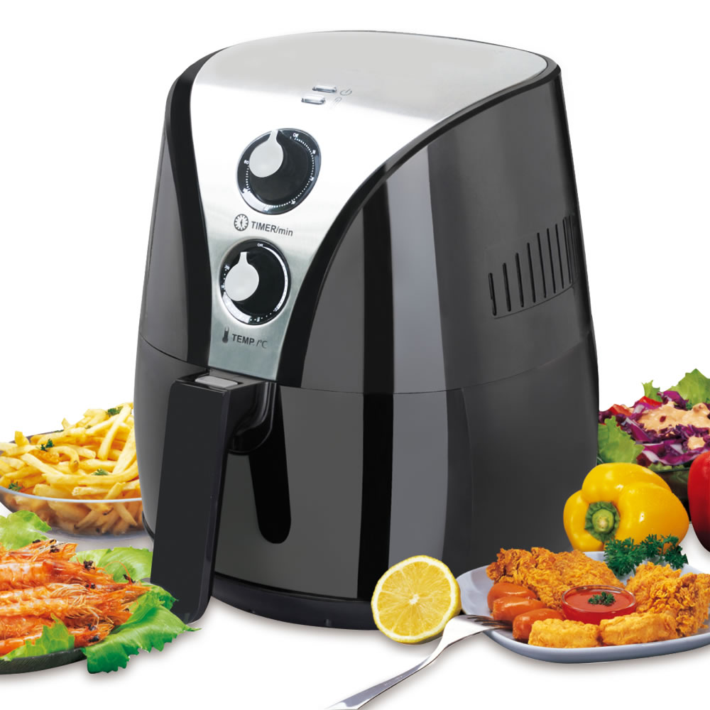 The Best Hot Air Fryer 2