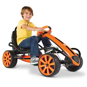 The All Terrain Buggy Racer.