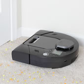 The Corner Cleaning Robotic Vacuum.