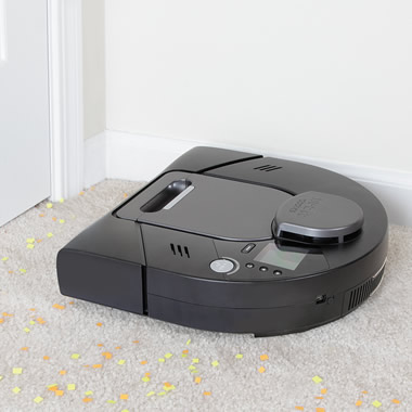 The Better Corner Cleaning Robotic Vacuum.
