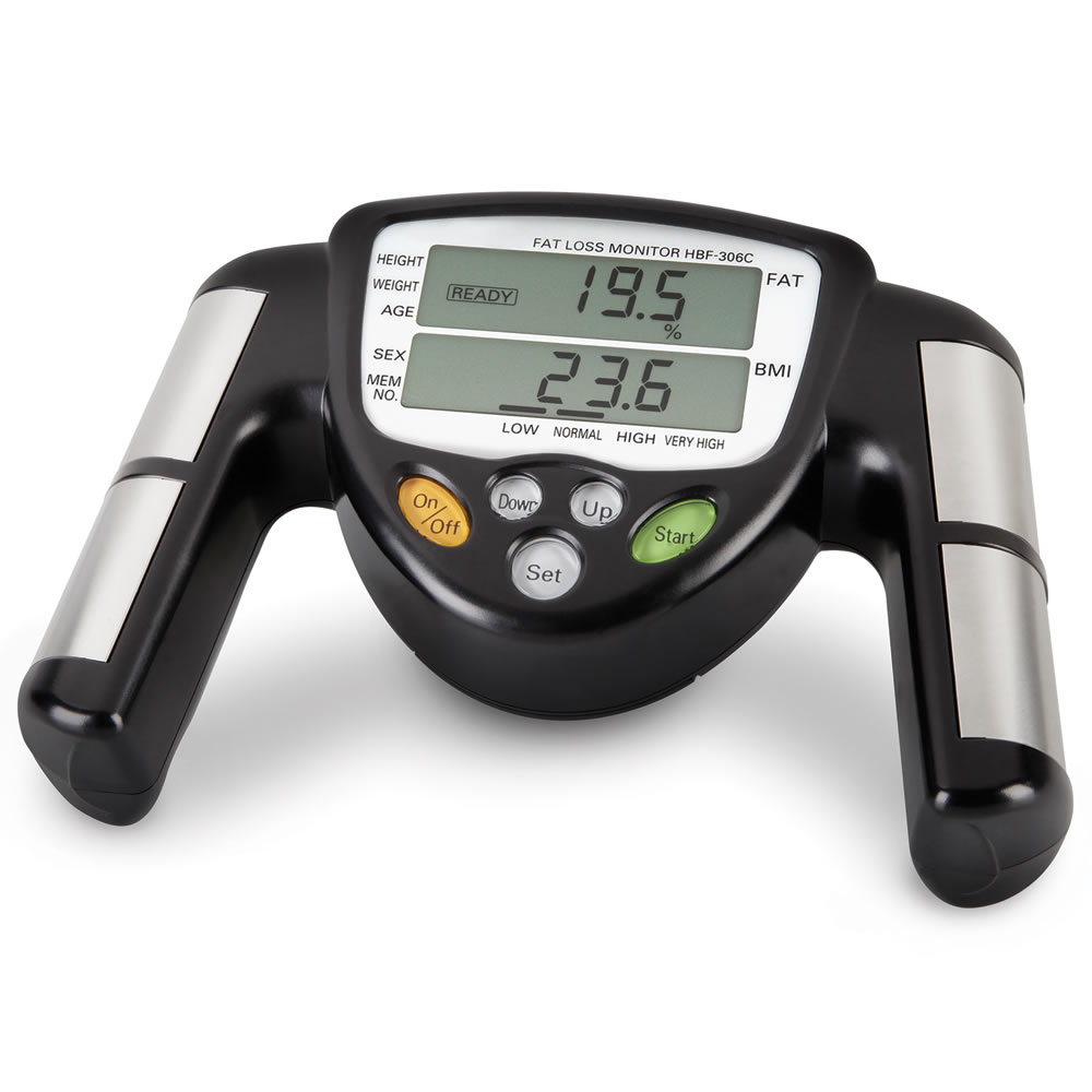 The Superior Handheld Body Fat Analyzer 2