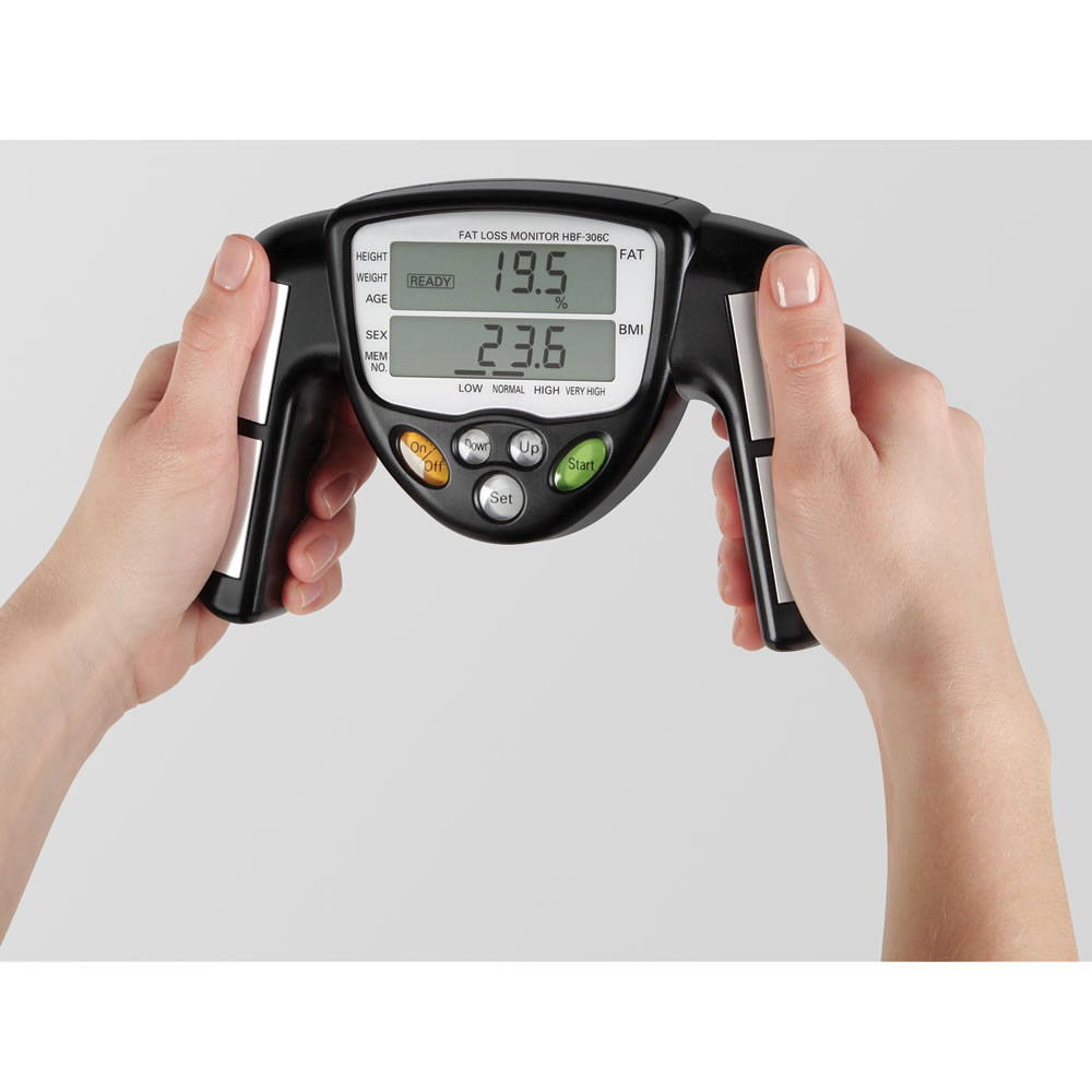 The Superior Handheld Body Fat Analyzer 1