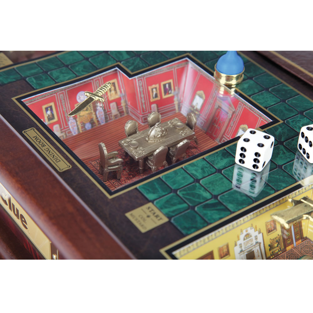 The 3D Clue Game 2