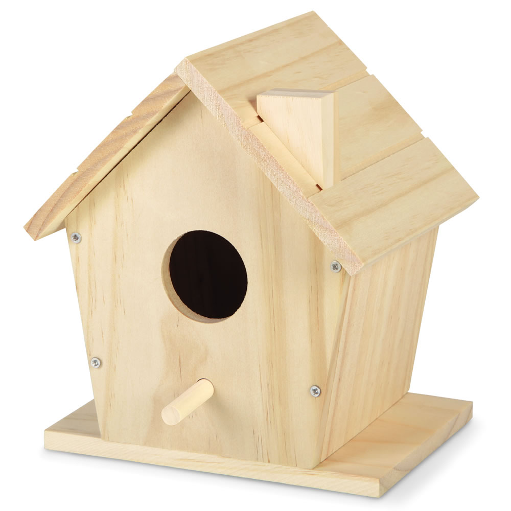 The Construct and Paint Birdhouse 3