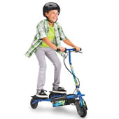 The Carving Electric Triwheel Scooter.