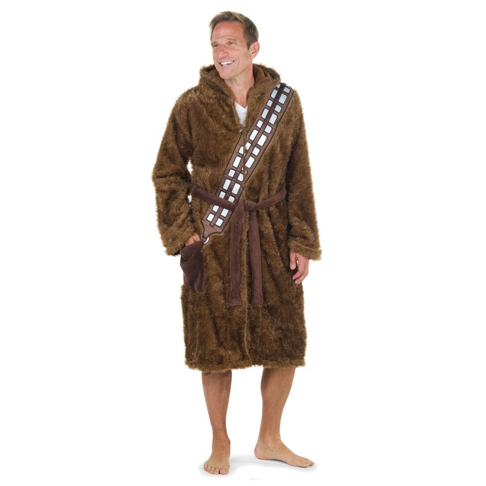 The Chewbacca Robe 2