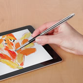 The iPad Paintbrush.
