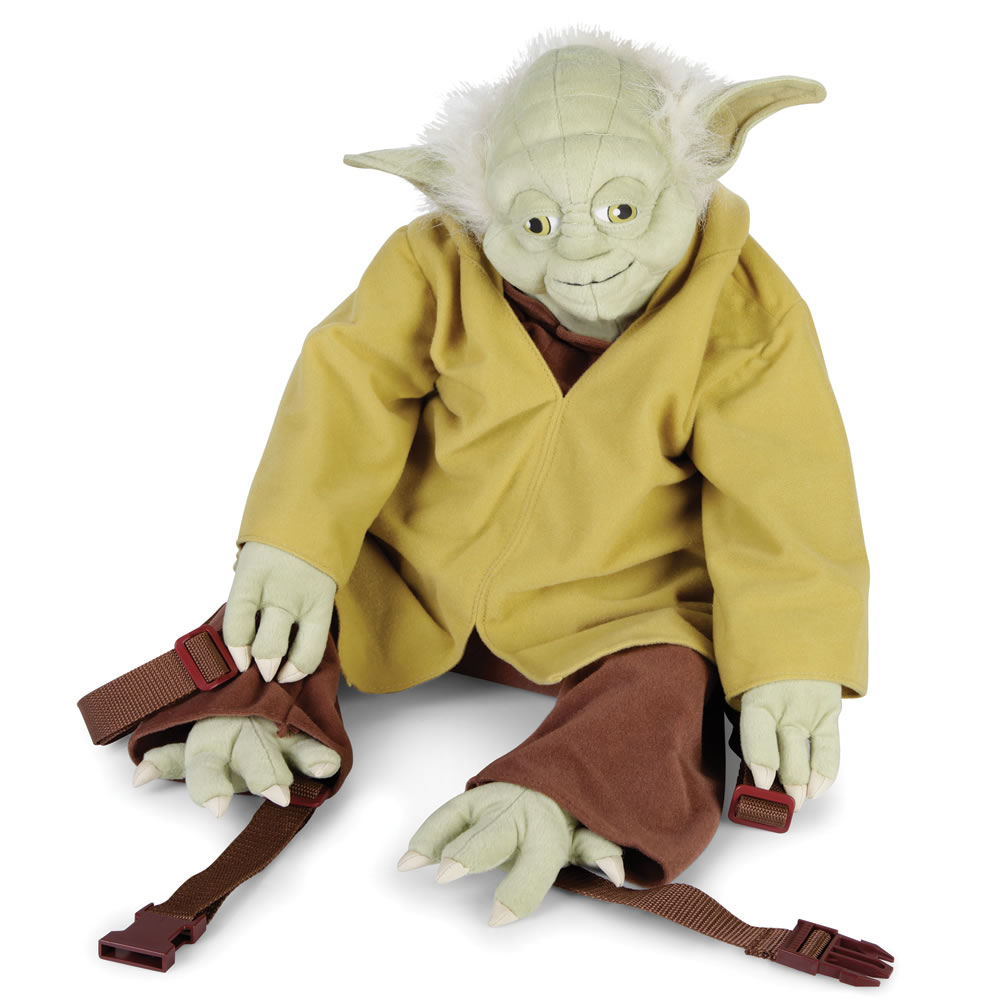 The Yoda Backpack 2
