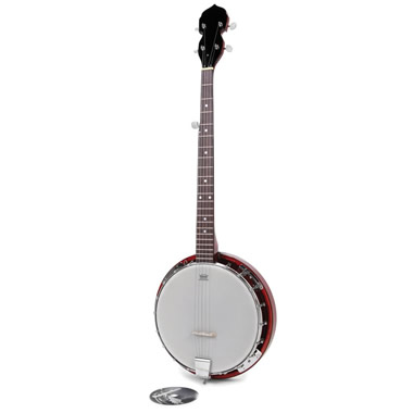 The Learn To Play Banjo.