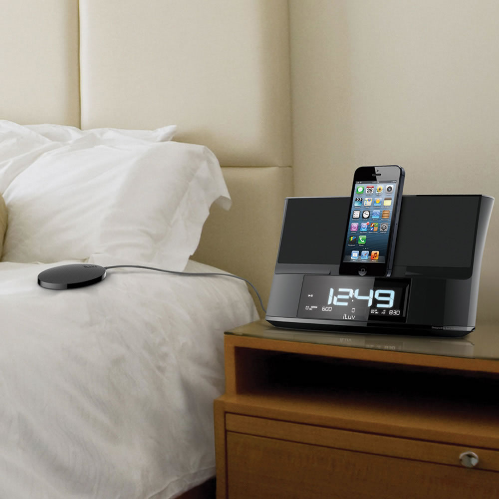 The iPhone 5 Clock Radio 2