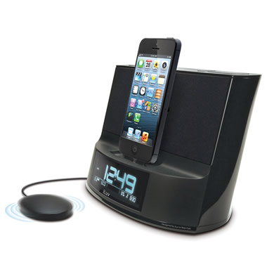 The iPhone 5 Clock Radio.