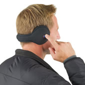 The Wireless Speaker Ear Warmers.