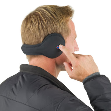 The Wireless Headphone Ear Warmers.