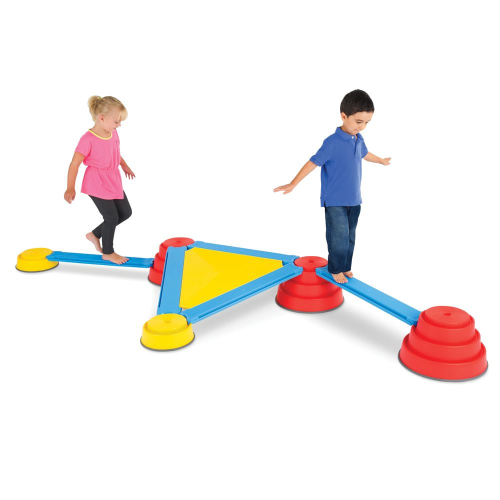 The Children's Balancing Obstacle Course 2
