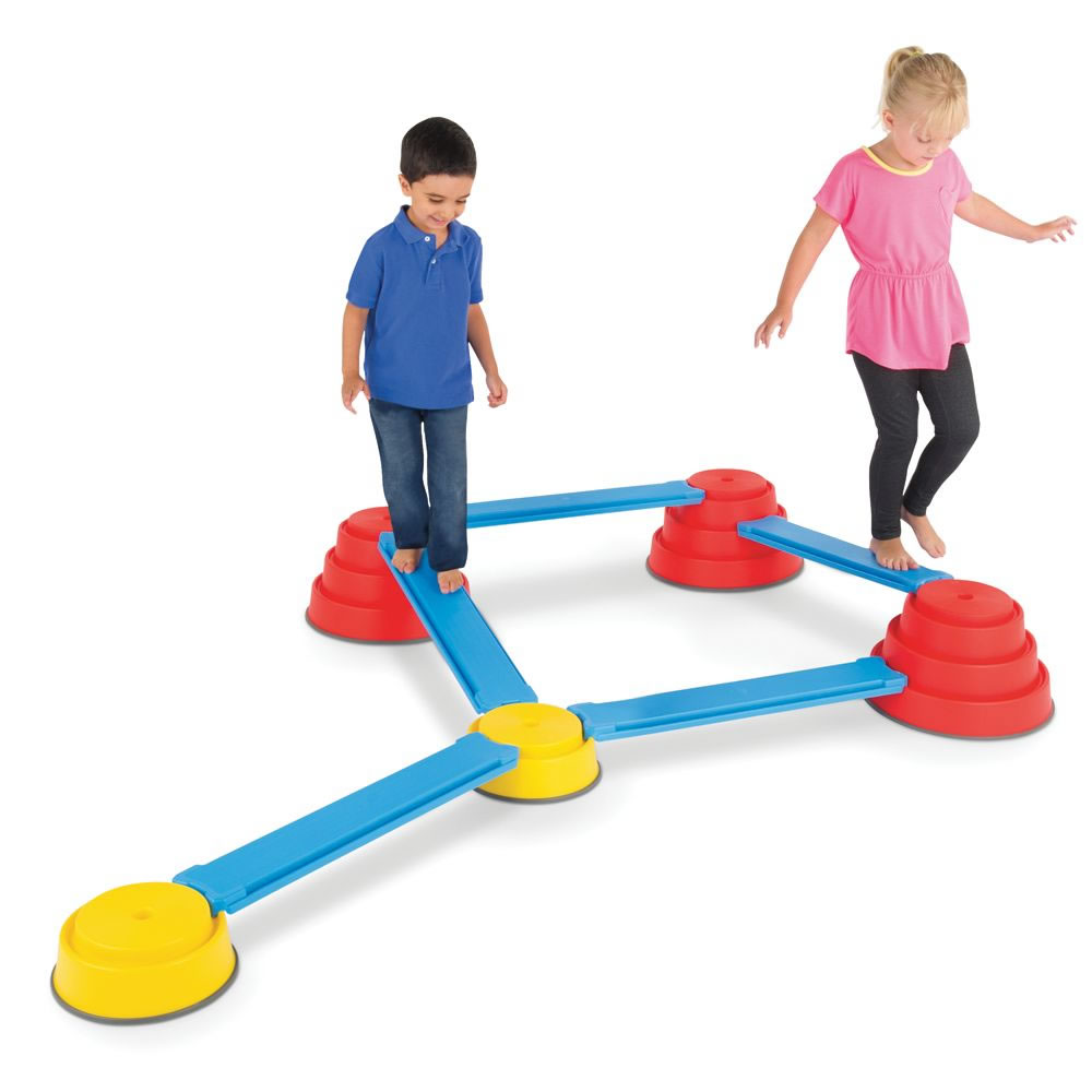 The Children's Balancing Obstacle Course 1
