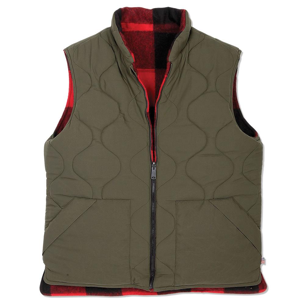 The Classic Buffalo Plaid Wool Vest2
