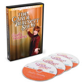 The Best of The Carol Burnett Show DVDs.