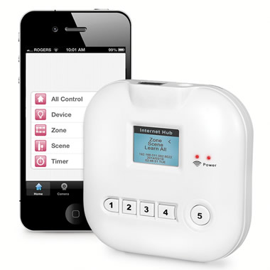 The Anywhere Home Outlet Controller.