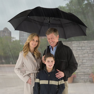 The Packable Three-Person Umbrella.