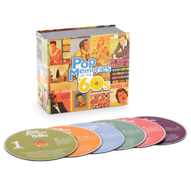 Definitive Sixties Pop Music Collection.