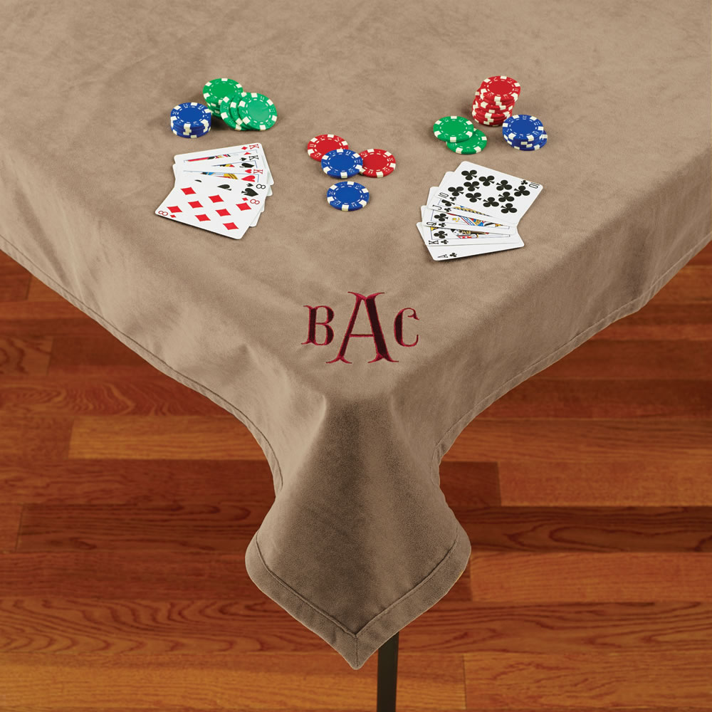 The Microfiber Bridge Table Cover 2