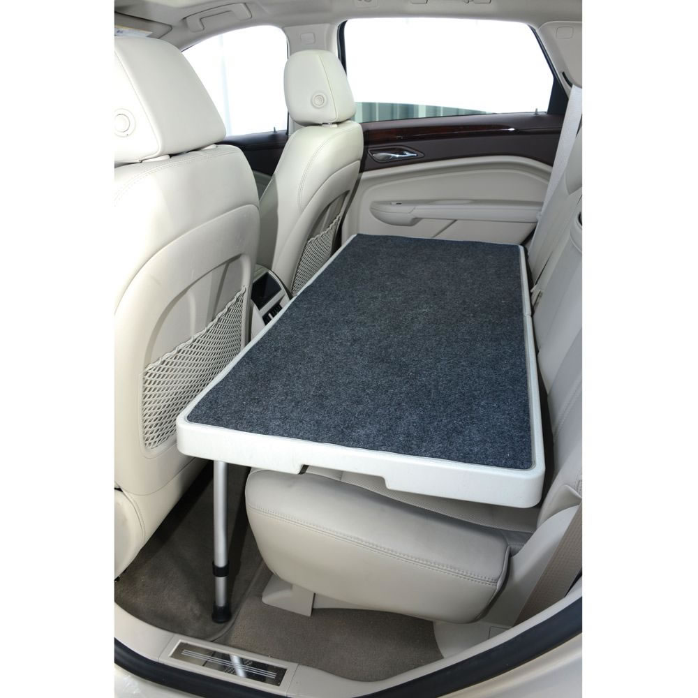 The Backseat Safety Dog Deck Hammacher Schlemmer