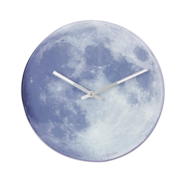 The Luminescent Moon Clock.