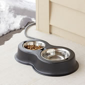 The Heated Outdoor Cat Bowls.