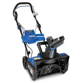 The Only Rechargeable Snow Blower.