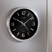The Live Video Feed Surveillance Clock.