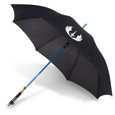 The Lightsaber Umbrella.