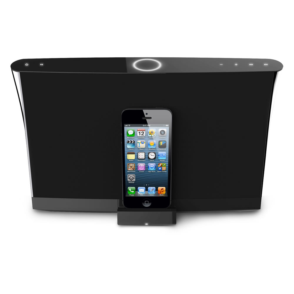 The iPhone 5 Speaker Dock3