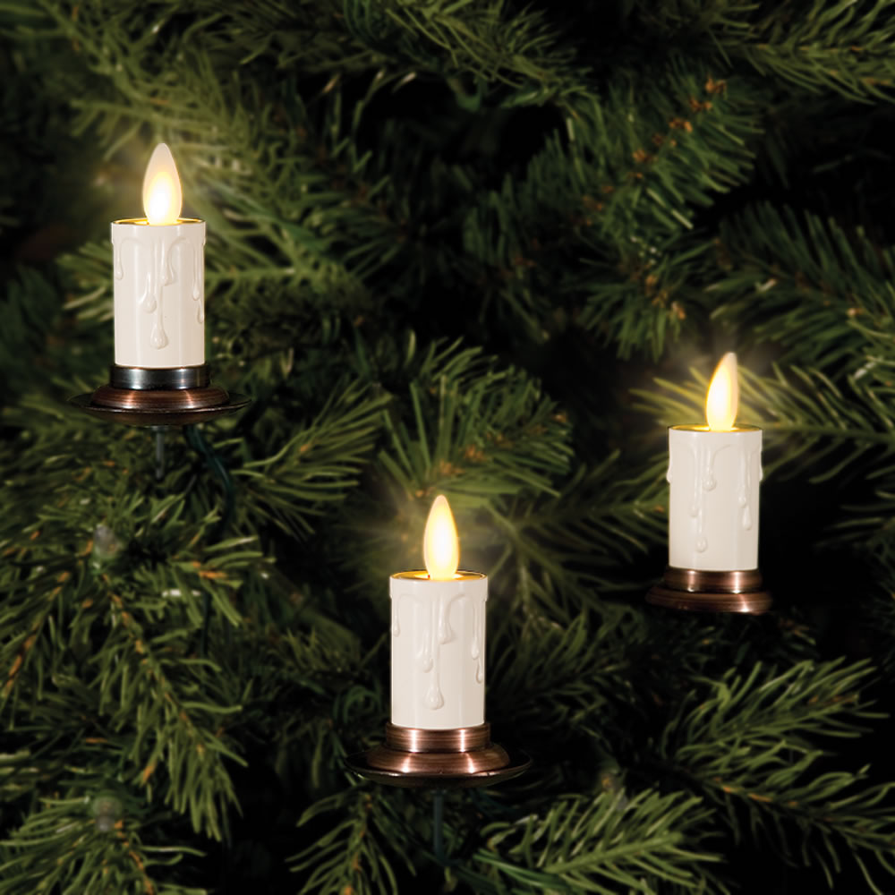 The Most Realistic Tree Candles