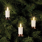 The Most Realistic Tree Candles.