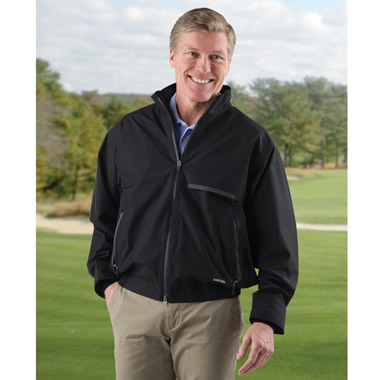 The Golfer's Waterproof Jacket.