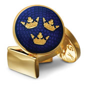 The Royal Swedish Cufflinks.