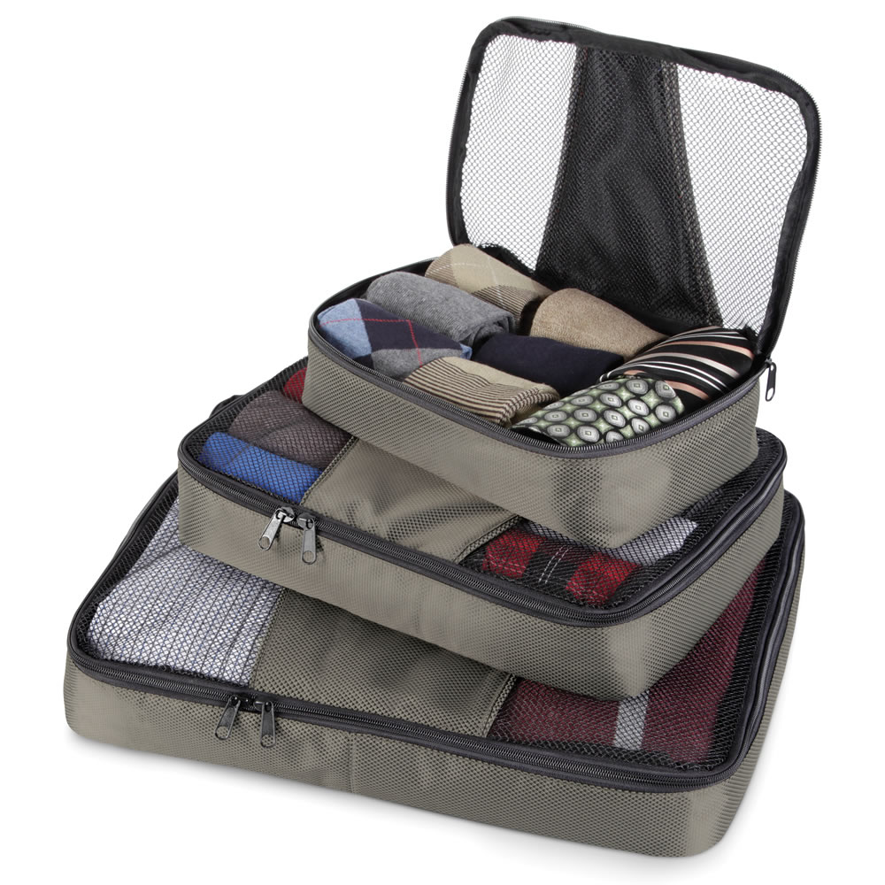 The Organized Traveler's Packing System 1