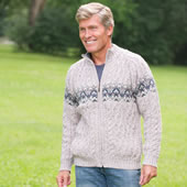The County Kildare Cardigan.