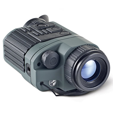 The Thermal Imaging Monocular.
